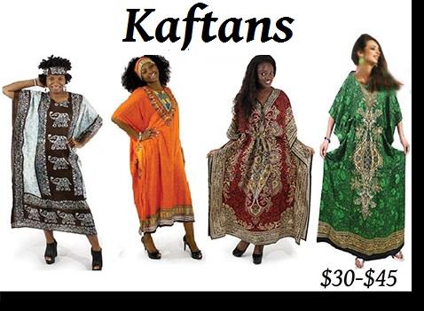 Kaftans-prices