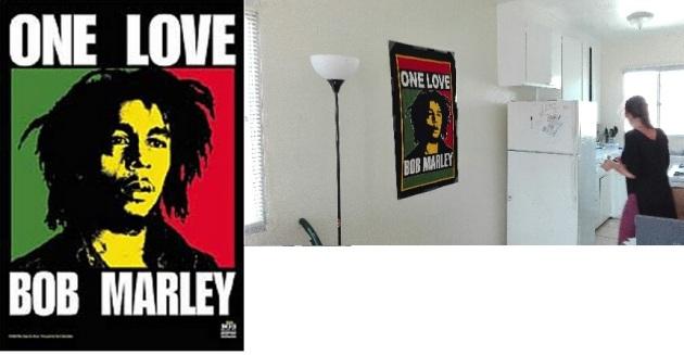Marley tapestry