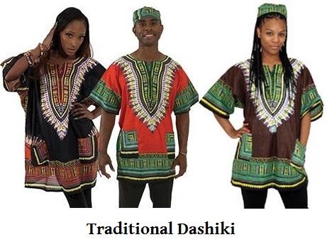TraditionalPrintDashiki